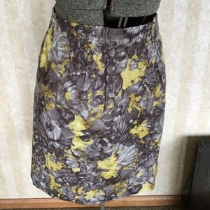 Talbots Cotton Skirt